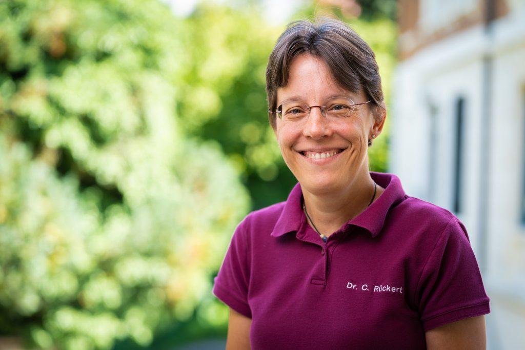 Schlaganfall-Expertin Dr. med. Christina Rückert