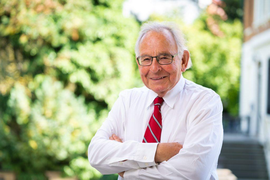 Prof. Dr. med. Hans Joachim von Büdingen