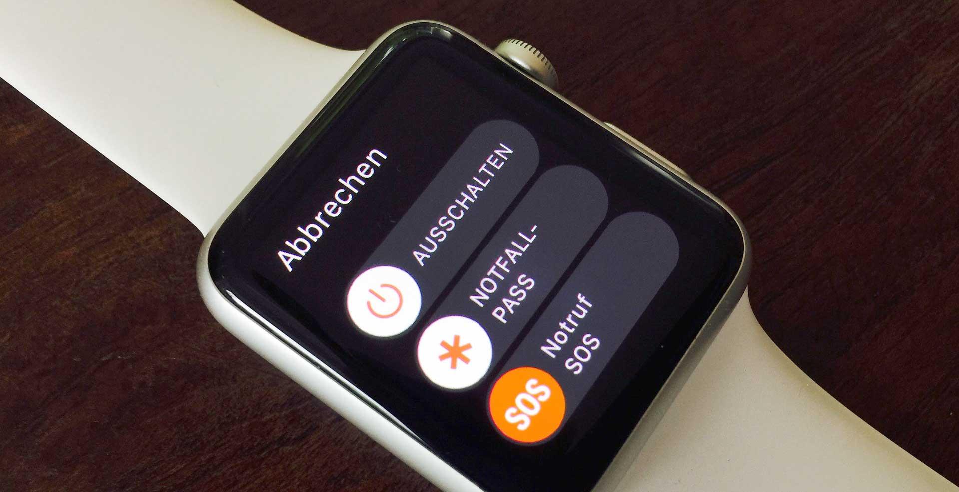 Kann die Apple-Watch Schlaganfälle verhindern?