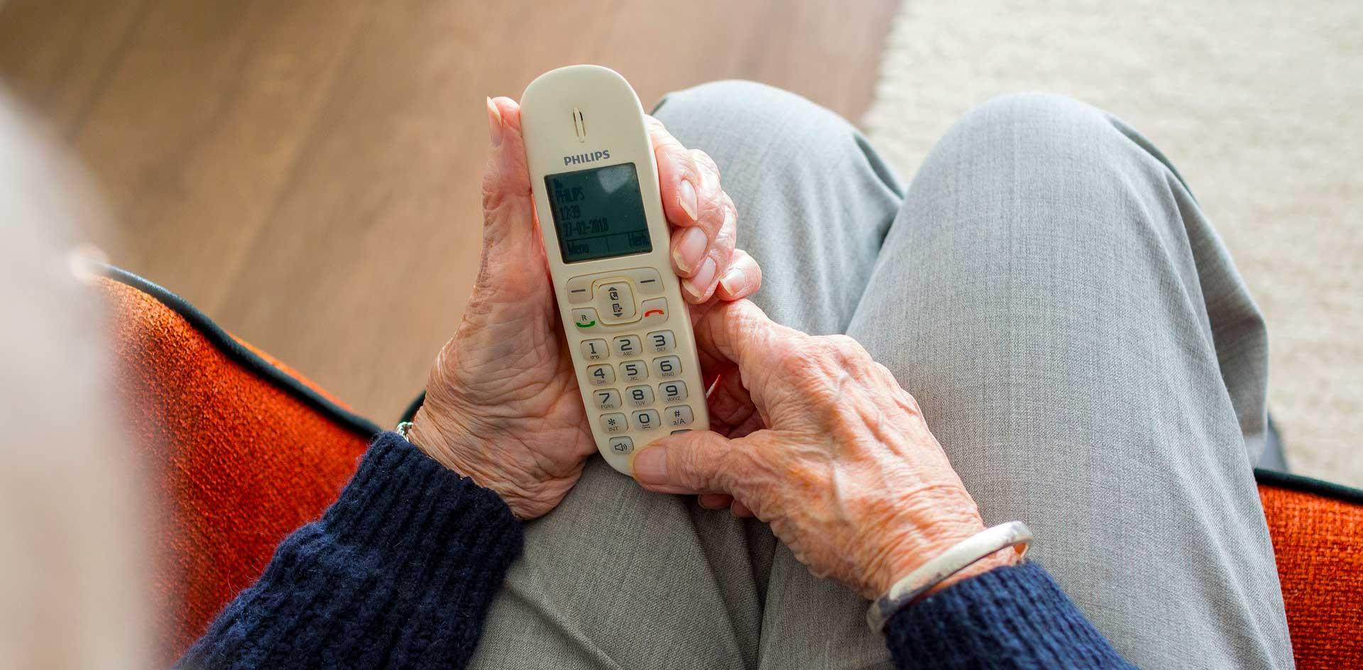 Kontaktpflege per Telefon