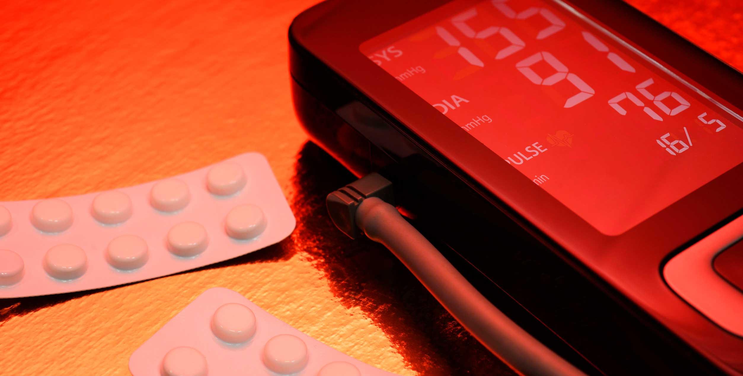 Blutdrucksenker