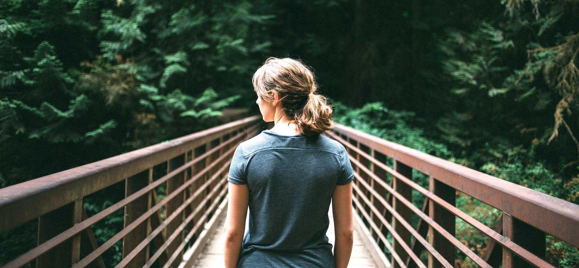 Bewegung an der frischen Luft kann Kopfschmerzen