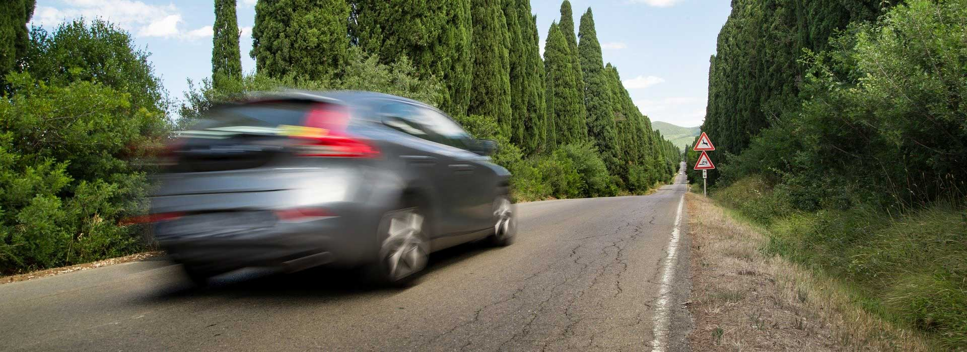 Rückkehr in den Straßenverkehr