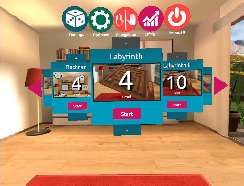 Beispiel für eine virtuelle Umgebung