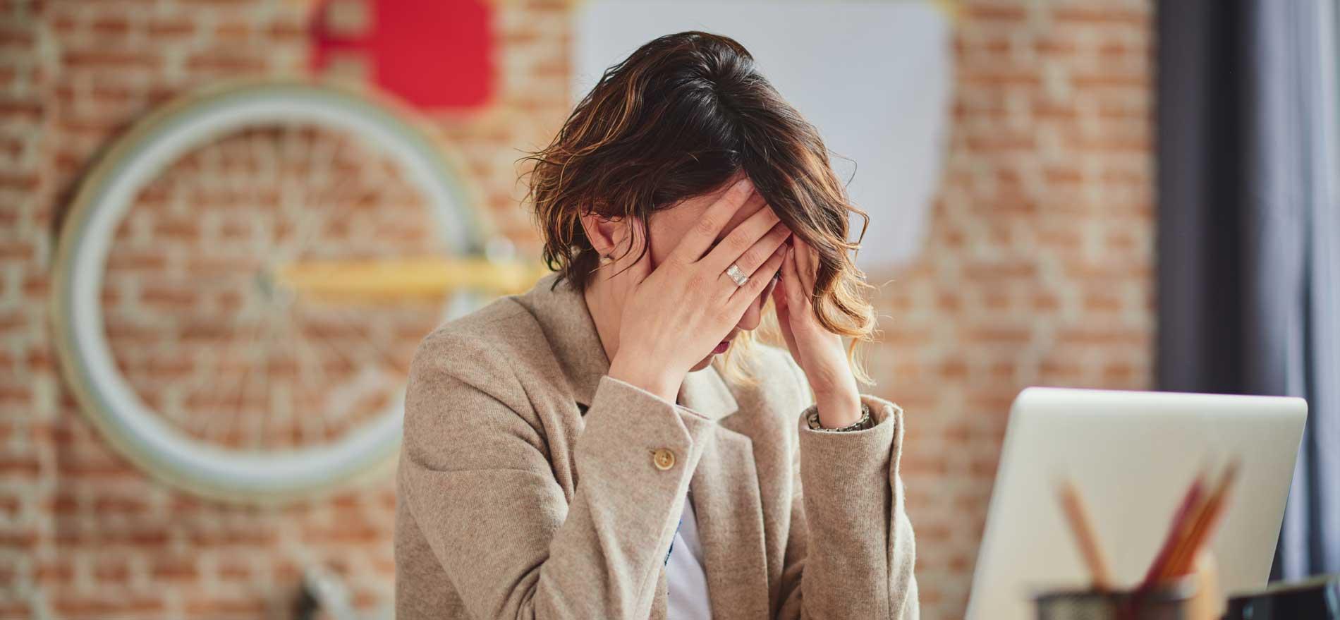 Psychosoziale Risikofaktoren gewinnen vor allem bei Frauen an Bedeutung